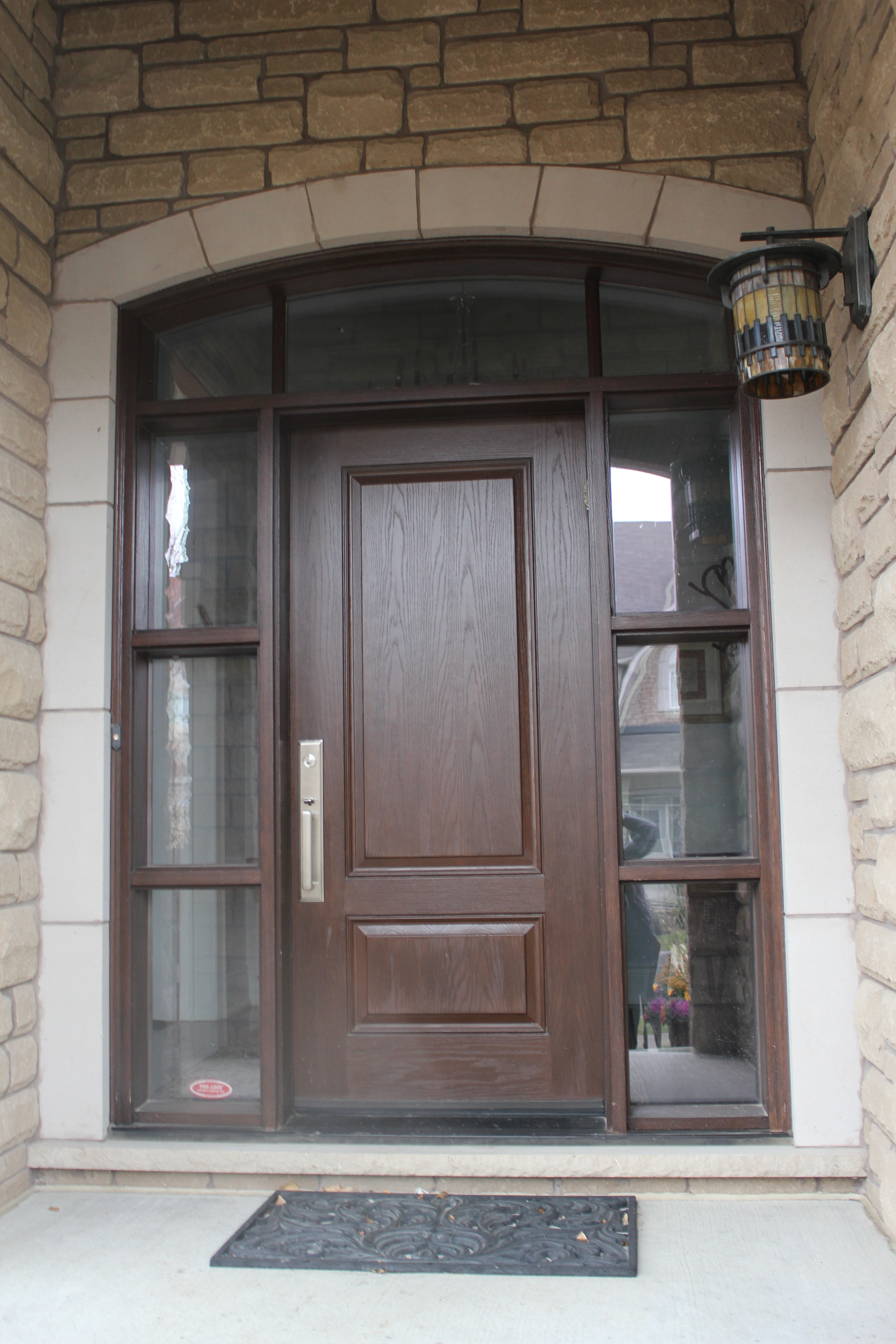 gallery new doors with sidelights